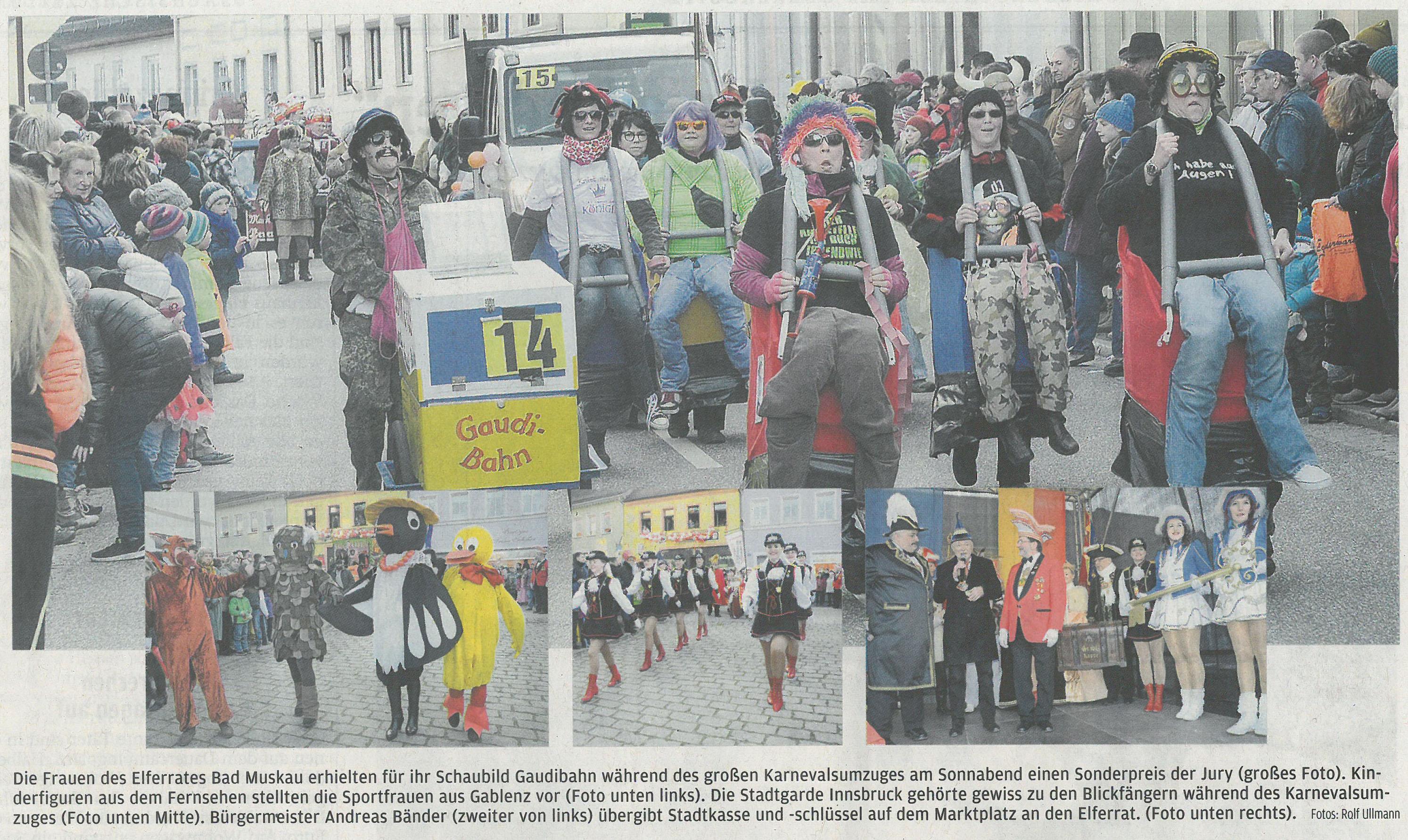 Zeitung Innsbruck